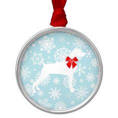 XMAS WEIM WITH SNOWFLAKES ORNAMENT - Xmas ChristmasEve Christmas Eve Christmas merry xmas family kids gifts holidays Santa