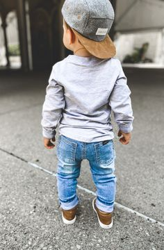 Outfits Niños, Cute Baby Boy Outfits, Little Boy Outfits, Toddler Boy Outfits, Cute Baby Clothes, Toddler Boys, Little Boy Style, Baby Boy Style, Stylish Boy Clothes