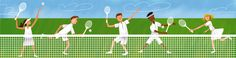 Move over, tennis mums, a new breed of tennis mom has arrived in the updated Oxford Engl...