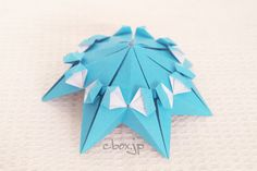 【折り紙】フリフリの傘 | 大人の折り紙インテリア Origami Umbrella, Paper, Crafts, Manualidades, Handmade Crafts, Craft, Arts And Crafts, Artesanato, Handicraft