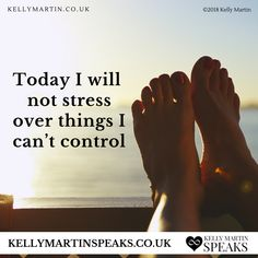 How often do we stress over something we have absolutely no control over? I know I do. Today is there anything you are stressing over but when you think about it you have no control over? Is it time to let it go? #quote #selfcare #mentalhealth