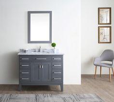 "$1,199.99 42"" Danny Bathroom Vanity"