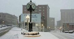 Downtown Bluefield, West Virginia♥