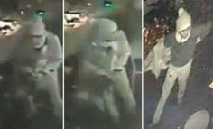 Captan el momento en que inició el atentado en Estambul