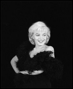 "1960 / Marilyn by Eve ARNOLD, session photos lors du tournage du film ""The misfits""."