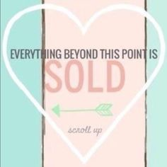 Everything beyond sold! . Other