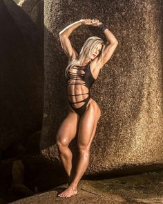 SHE LIFTS BRO: DOMINATRIX BODYBUILDER FANTASY WITH MUSCULAR HEAD-CRUSHING THIGHS of Sexy Fitness Model : Health Exercise #Fitspiration #Fitspo FitFam - Crossfit Athletes - Muscle Girls on Instagram - #Motivational #Inspirational Physiques - Gym Workout and Training Pins by: CageCult