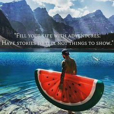 """W A N D E R L U S T ✌ There's something great about an adventure & a good story. Everyone can have $ & stuff.. But no one will have the same life story as you. Enjoy writing yours """"Fill your life with adventures.""""  #Wanderlust #Adventure #Travel #Colorado #5280  #MandyParkerMotivate #TheMandyMethod #TheLittleEngineThatCould #LifeOfLittleQuad #Dingo #BeAPineapple #DoGoodThings #Meraki #Fitfam #igfit #Goodquote #DreamBig"""