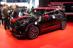 2014 Mini John Cooper Works Paceman NAIAS 2013