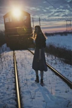 I remember watching her running down the track, her fear rumbling at her heels... And when she turned to stand her ground, the train she'd been heaping her terrors on day after day vanished like fog under the heat of her courage.