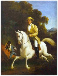 Retrato equestre do Visconde do Rio Preto acompanhado de seu pajem circa 1855 Museu Afro Brasil  http://sergiozeiger.tumblr.com/post/113619067163/clodomiro-amazonas-monteiro-taubate-14-de-marco  Visconde de Ouro Preto, Affonso Celso de Assis Figueiredo (1836-1912)  Eleito Senador pela província de Minas Gerais tomou posse a 26 de abril de 1879.  Apesar de monarquista convicto, abraçou a causa abolicionista. Quando senador, criou um imposto de 20 réis sobre o preço das passagens de bonde…