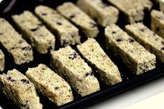 Blueberry Biscotti Recipe