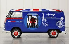 The Who VW Bus