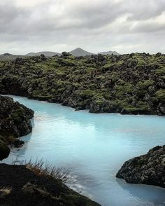 ‪Beautiful 😍 #BlueLagoonIceland‬