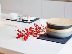 Josep Ruà Spatial Designer Creates an Elegant Penthouse in Valencia, Spain Loft, Cuisines Design, Küchen Design, Pent House, Kitchen Interior, Decoration, Ceramics, Elegant, Create