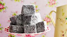 Lamingtons from Australian Woman's Weekly magazine online recipes