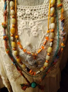 Boho Necklace, Stone Necklace, Boho Jewelry, Jewelry Art, Jewlery, Jewelry Design, Southwestern Jewelry, Southwestern Style, Natural Stone Jewelry