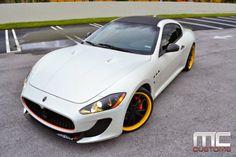 Maserati GranTurismo By MC Customs