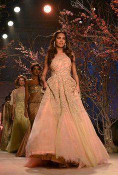BMW India Bridal Fashion Week 2014, Delhi Designer: Jyotsna Tiwari