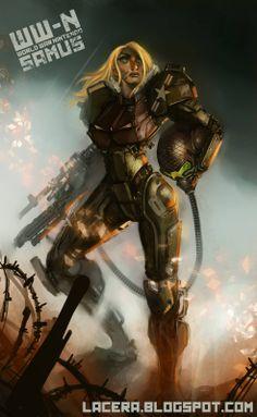 Metroid Prime, por Jorge Lacera http://www.jlacera.com/