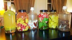 Rhums arrangés Mojito, Grenade, Liqueur, Cocktails, Drinks, Rum, Water Bottle, Food, Decor