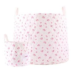 Shop for Minene Large & Small Toy, Nursery Or Laundry Storage Basket Set, Cream Flowers. Starting from Choose from the 3 best options & compare live & historic baby product prices. Laundry Storage, Storage Baskets, Cream Flowers, Baby Online, Rose Buds, Girl Nursery, Playroom, Little Girls, Baby Brands