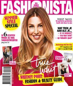 Vanaf 12 juni te koop: de extra dikke Fashionista Summer Style Special van Fashionista! Meer dan 90 pagina's met tips en tricks van it-girl Whitney Port!