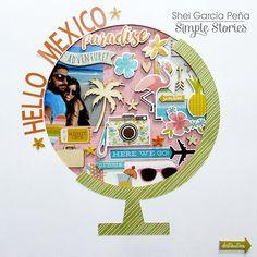 Layout: Hello Mexico