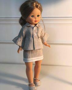 Vestidos Para Nancy de Chus Garcia: Conjunto de lino