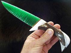 Fiber Optic Knife