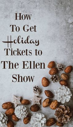 We got tickets to The Ellen Show 12 Days of Giveaways & it was a dream! Find out what to wear to The Ellen Show, how to get tickets and what time to arrive! Holiday Appetizers, Best Appetizers, Thanksgiving Appetizers, Jalapeno Dip, Raising Godly Children, The Ellen Show, Get Tickets, Thing 1, Amigurumi