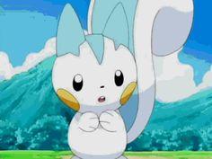 pachirisu blowes a kiss to pikachu. Dog Pokemon, Pikachu Raichu, Cute Pokemon Pictures, Disney Decals, Eevee Evolutions, Me Me Me Anime, Nerdy, Creatures, Cartoon