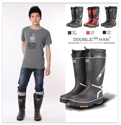 They also can be part #fashion #rainyboots
