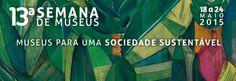 A iniciativa do Ibram, reúne atividades diversas dos museus brasileiros marcando o Dia Internacional de Museus (18 de maio).