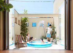 Rooftop, Balcony, Garden, Outdoor Decor, Room, Inspiration, Design, Home Decor, Home