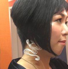 ミナモブローチをピアスで作るように頼まれました。とてもかっこいいですね。 minamo brooch custom made into earrings! Future Fashion, Brooch, How To Wear, Brooch Pin