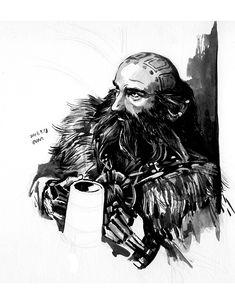 Двалин Dwalin by evankart on DeviantArt