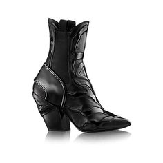 Fireball Ankle Boot (€1.450) ❤ liked on Polyvore featuring shoes, boots, ankle booties, ankle boots, bootie boots, chelsea ankle boots, beatle boots and ankle bootie boots