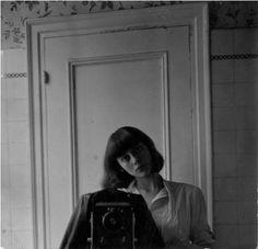 Diane Arbus - self-portrait 1945