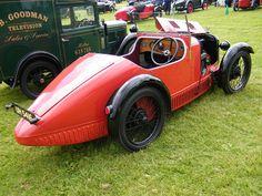 1928 Austin Seven B-C [Boyd-Carpenter] Special, via Flickr.