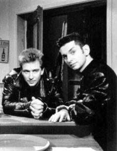 Dave Gahan & Alan Wilder;= Gawilder