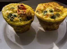 Mangler du inspiration til din madpakke? Forleden lavede jeg disse ægge-muffins. De er nemme at lave og kan variereres i det uendelige! Næste gang vil jeg lave dem med spinat og peberfrugt :-) Her er mit bud på dem. Opskrift (6 store muffins i silikoneform): 6 æg 1 dl hytteost 4 små tomater 1 …