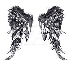 Wings 3 by muju on DeviantArt