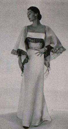 1951 - Balenciaga dress