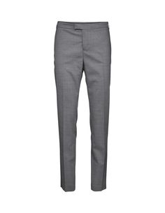 Lovann trousers - Women's trousers in wool-stretch. Features two back paspoil pockets, two front pockets and cutlines at back. Regular waist with slim leg. Trousers Women, Women's Trousers, Womens Dress Suits, Tiger Of Sweden, Slim Legs, Sweatpants, Pockets, Wool, Dresses