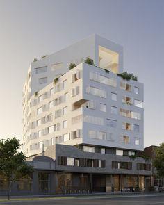 Fieldwork - Patch Apartments