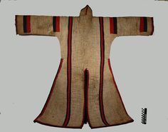 Africa | Sudan | Quilted Cotton | Fighting man's robe