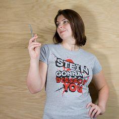 Soul Eater Stein tshirt  ladies grey by superorangestudio on Etsy, $20.00