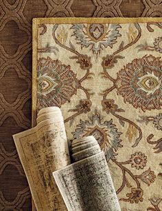 Rugs, rugs and more rugs. Make an easy update and pull your look together simply by adding fantastic flooring. #HDCrugs HomeDecorators.com