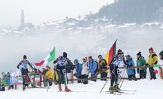 Skiathlon U23 Ladies - 7,5km CT + 7,5km FT #Fiemme2014 #NordicSki #Skiathlon #SkiRelay #Sci #SkiJumping #NordicCombined #XCSkiing #SciNordico #SaltoSci #CombinataNordica #ValdiFiemme #Trentino #Sport #SportInvernali #WinterSports